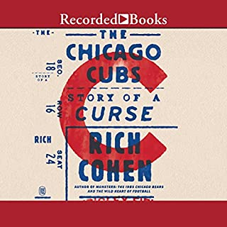 The Chicago Cubs audiobook cover art