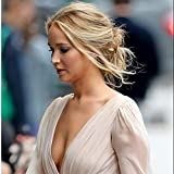 Ultimate Mart-Poster Jennifer Lawrence blondes Haar, 30,5 x