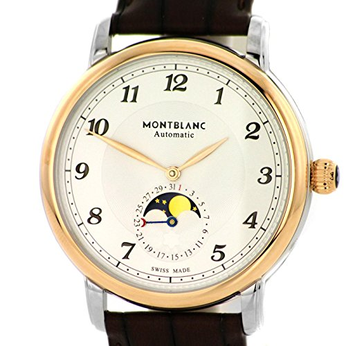 Montblanc Star Legacy 42 mm Automatic Moonphase (117580)