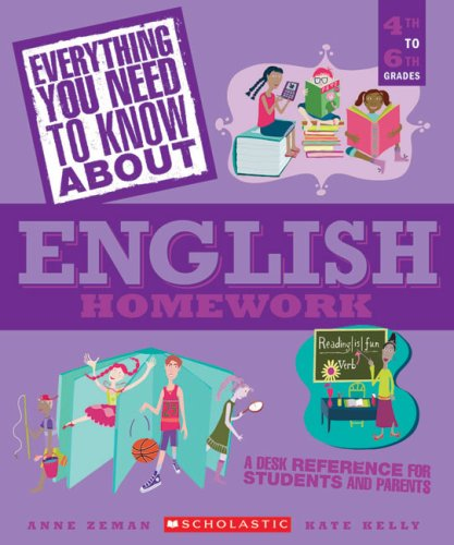 Everything You Need To Know About English Homeworkの詳細を見る