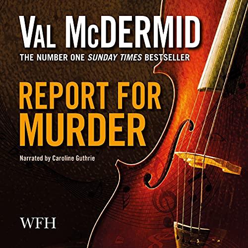 Report for Murder cover art
