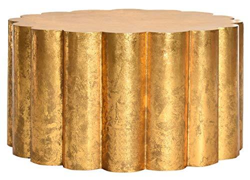 Safavieh Sheldon Tisch, Eisen, Gold, 59 x 59 x 38.1 cm