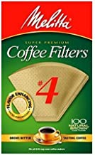 Best no 4 coffee filter Reviews