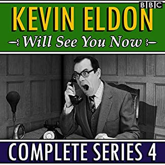 Kevin Eldon Will See You Now - Complete Series 4