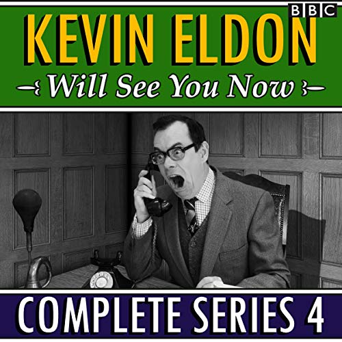 Kevin Eldon Will See You Now Titelbild