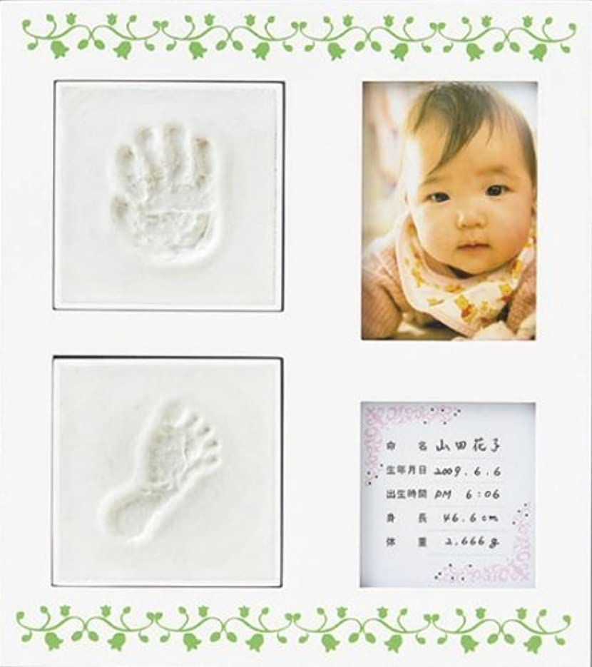 逮捕高齢者適応する赤ちゃん手形足型 トレジャー (????)