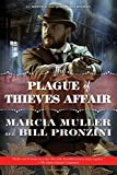 Image of The Plague of Thieves Affair: A Carpenter and Quincannon Mystery
