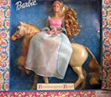 Barbie Renaissance Rose Giftset - Barbie Doll & Horse (2000)
