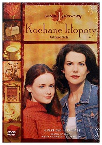 Gilmore Girls (BOX) [6DVD] by Lauren Graham