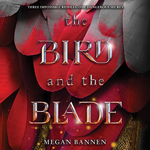 The Bird and the Blade audiobook cover art