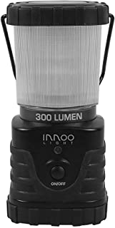 Innoo Tech Camping Light Lantern Ultra Bright 300lm LED Light & Camping Lamp 3 Lighting Mode, Battery Operated, Water Resi...