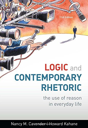 Logic and Contemporary Rhetoric: The Use of Reason in...
