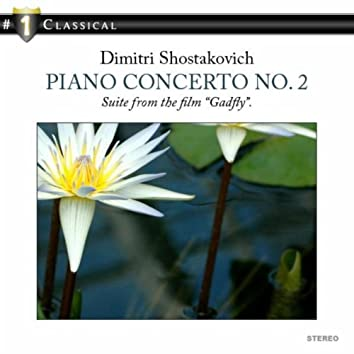 """Piano Concerto No. 2 - Suite from the film """"Gadfly"""" Op. 97a"""