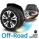 Gyroor Warrior 8.5 inch All Terrain Off Road Hoverboard with...