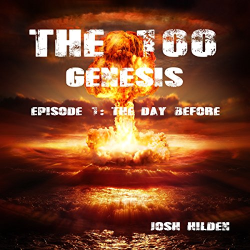 The 100 Genesis: The Day Before, Episode 1 audiobook cover art