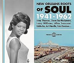 1941-1962 (Irma Thomas-Eddie Bo-Art Neville-Allen Toussant-…)