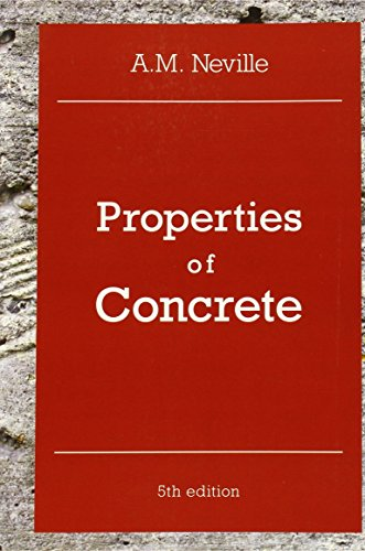 Properties of Concrete (5th Edition)