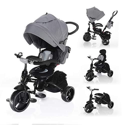 Zopa Kinderdreirad Citi Trike - Dreirad (Foggy Grey)