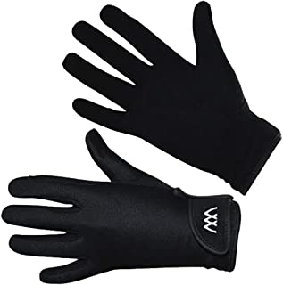 Woof Wear Connect Everyday Riding Glove 6 inches Black