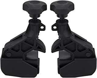 Cuque Rim Clamp 2 Pcs Nylon Tire Disassembly Auxiliary Universal Tire Changer Bead Clamp Mounting Descent Center Tool Pres...