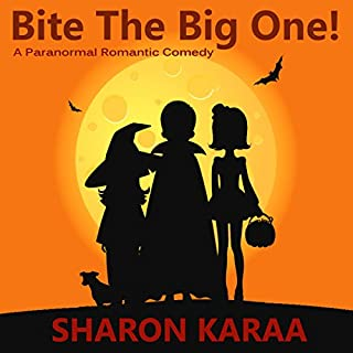 Bite the Big One! audiobook cover art