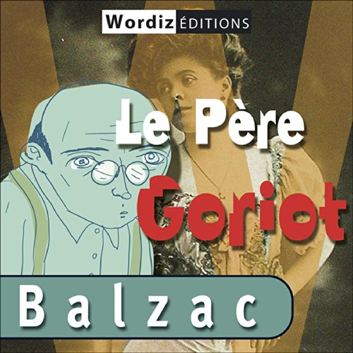 Le père Goriot audiobook cover art