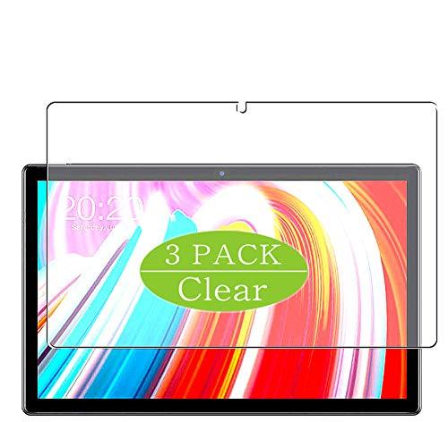 Vaxson Protector de pantalla compatible con Teclast M40 de 10.1 pulgadas, protector de película HD [no vidrio templado] película protectora flexible
