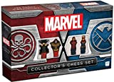 Set de ajedrez coleccionista Marvel