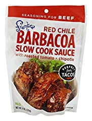 Barbacoa, chile-marinated, pit-roasted meat is beloved throughout Mexico for its rich, tender goodness. At home, our blend transforms beef chuck roast or brisket into beautiful barbacoa. Quick and Easy Prep