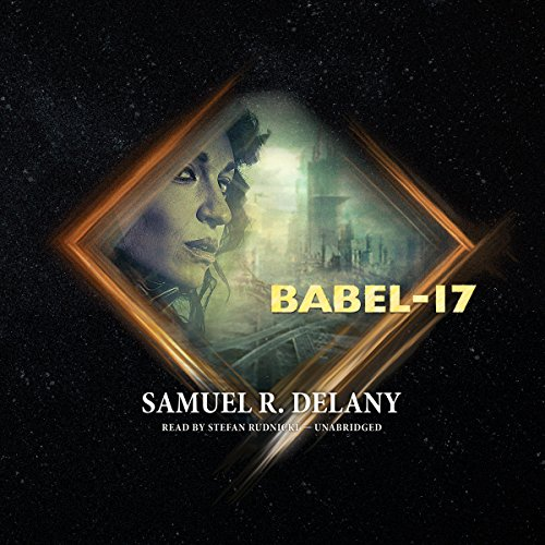 Babel-17 audiobook cover art