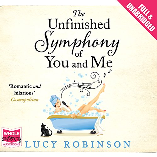 The Unfinished Symphony of You and Me audiobook cover art