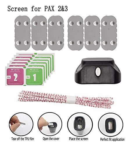 StarTeck Scherm Vervangende Onderdelen Accessoires en Buisreinigers Harde Bristle Adapter voor Pax 2 Pax 3