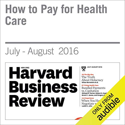 How to Pay for Health Care audiobook cover art