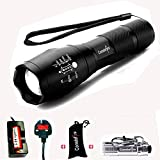 Best Aaa Flashlights - Constefire LED Torch LED Flashlight Adjustable Focus Handheld Review