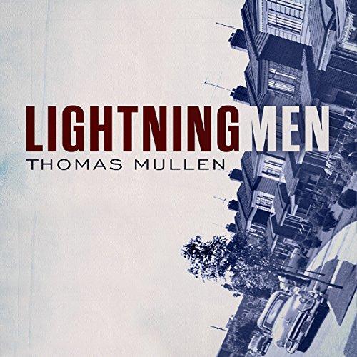 Lightning Men audiobook cover art
