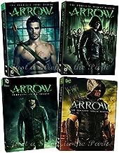 Arrow Season 1-4 Bundle