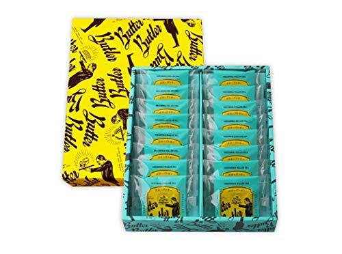 バターバトラー バターフィナンシェ16個入 焼菓子 お土産 個包装 ホワイトデー