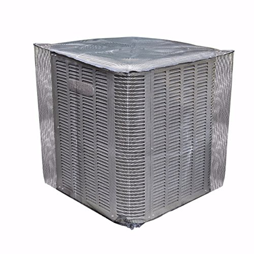 Sturdy Covers AC Defender - Full Mesh Air Conditioner Cover - AC Cover - Outdoor Protection