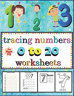 tracing numbers 0 to 20 worksheets: tracing numbers 0 to 10 worksheets,tracing numbers 0 to 20 worksheets,tracing numbers activity book for toddlers,tracing numbers books for kids ages 3-5,tracing numbers for preschool,