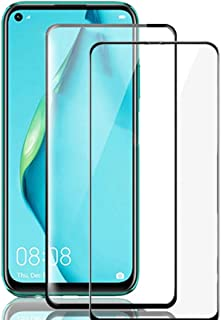 TingYR Screen Protector for Oppo A73 5G Tempered Glass, [Bubble Free] [9H Hardness] [Full Coverage], Tempered Glass Film f...
