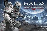 CGC Große Poster–Halo Spartan Assault–Xbox