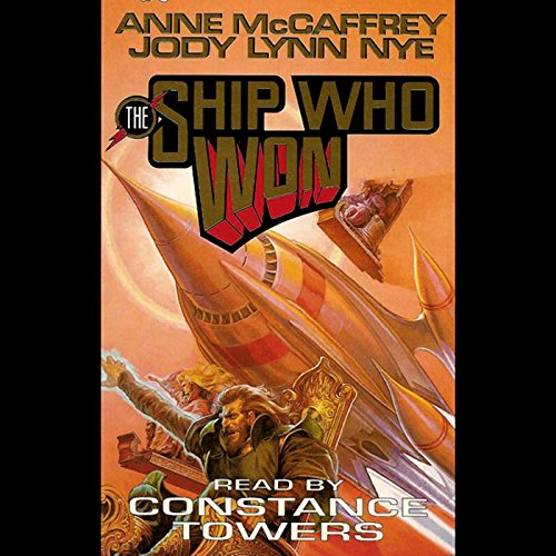 The Ship Who Won cover art