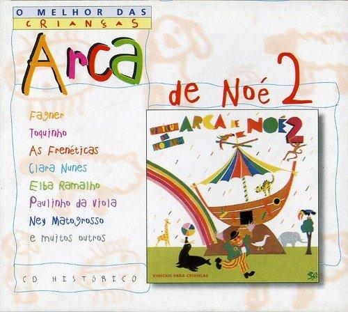 Vários Artistas - A Arca de Noé 2 - CD