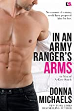 In an Army Ranger's Arms (The Men of At-Ease Ranch Book 1)