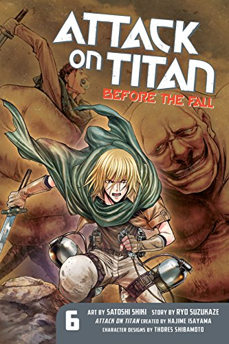 Attack on Titan: Before the Fall Vol. 6 (English Edition)