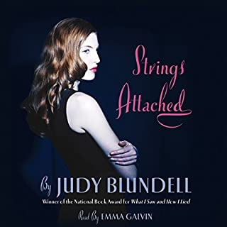 Strings Attached audiobook cover art