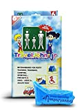 TravelJohn Jr.-Disposable Urinal Bags( 6 pack)