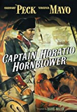 CAPTAIN HORATIO HORNBLOWER (DVD)
