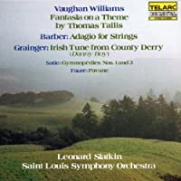 Vaughan Williams: Tallis Fantasia & Barber: Adagio (1990-10-25)