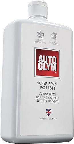 Autoglym AG 201000 Super Resin Polish-Quita los Rasguños y Arañazos, Protección Similar a la Cera para la Pintura del...